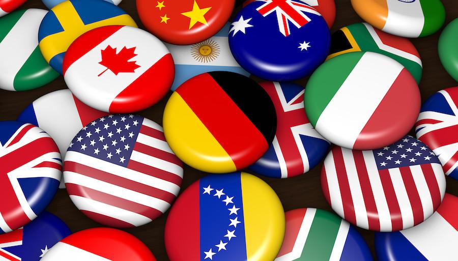 История происхождения названий стран