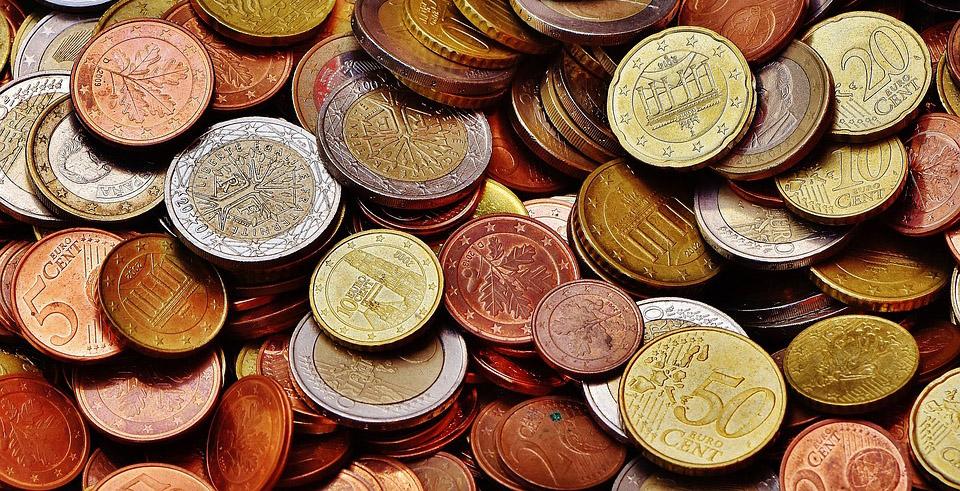 Фотография монет