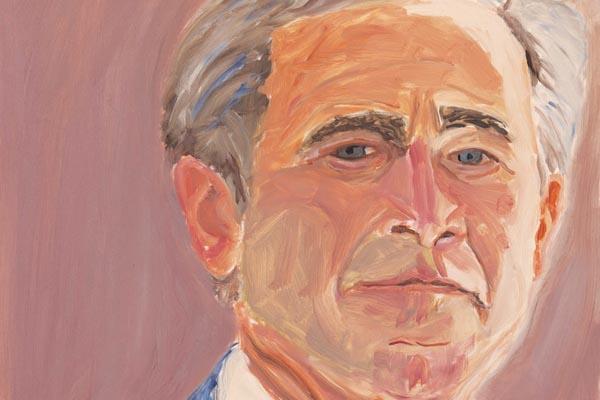 Портреты мировых лидеров от Джорджа Буша-младшего
