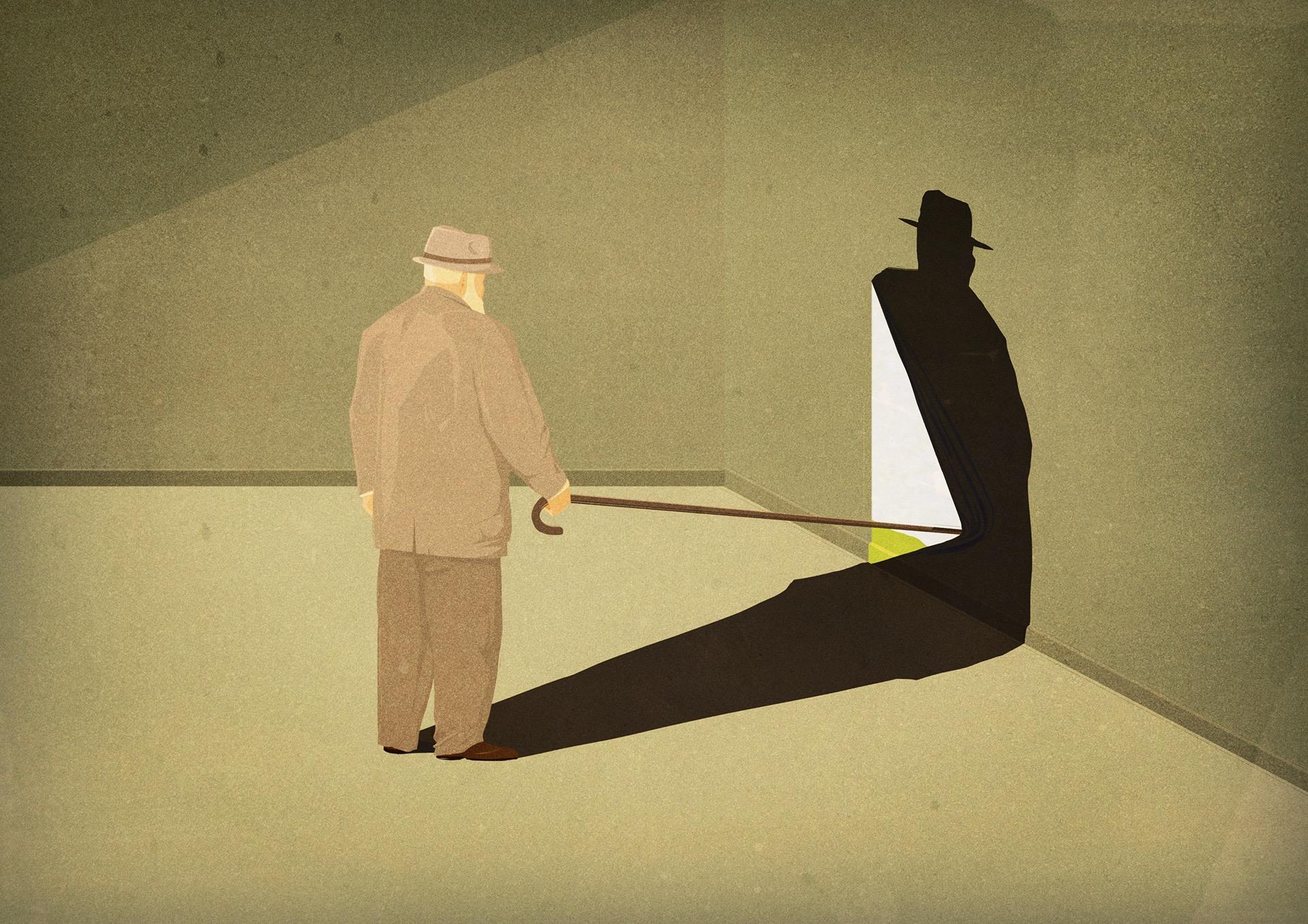 Иллюстрация от Андреа Учини
