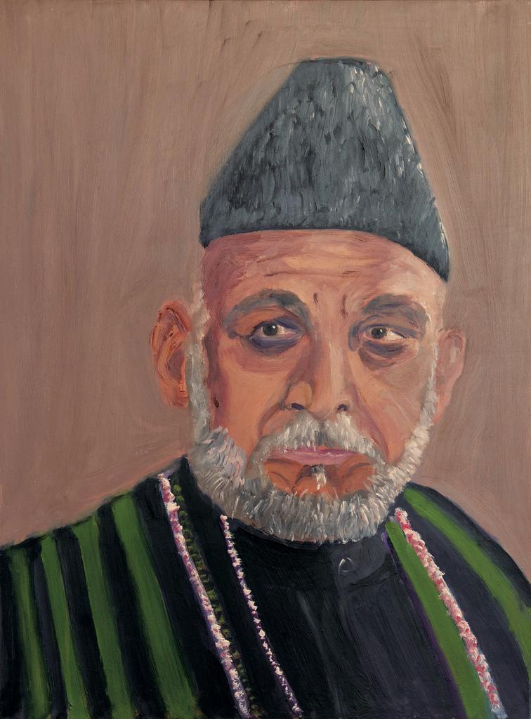 Бывший президент АфганистанаХамид Карзай