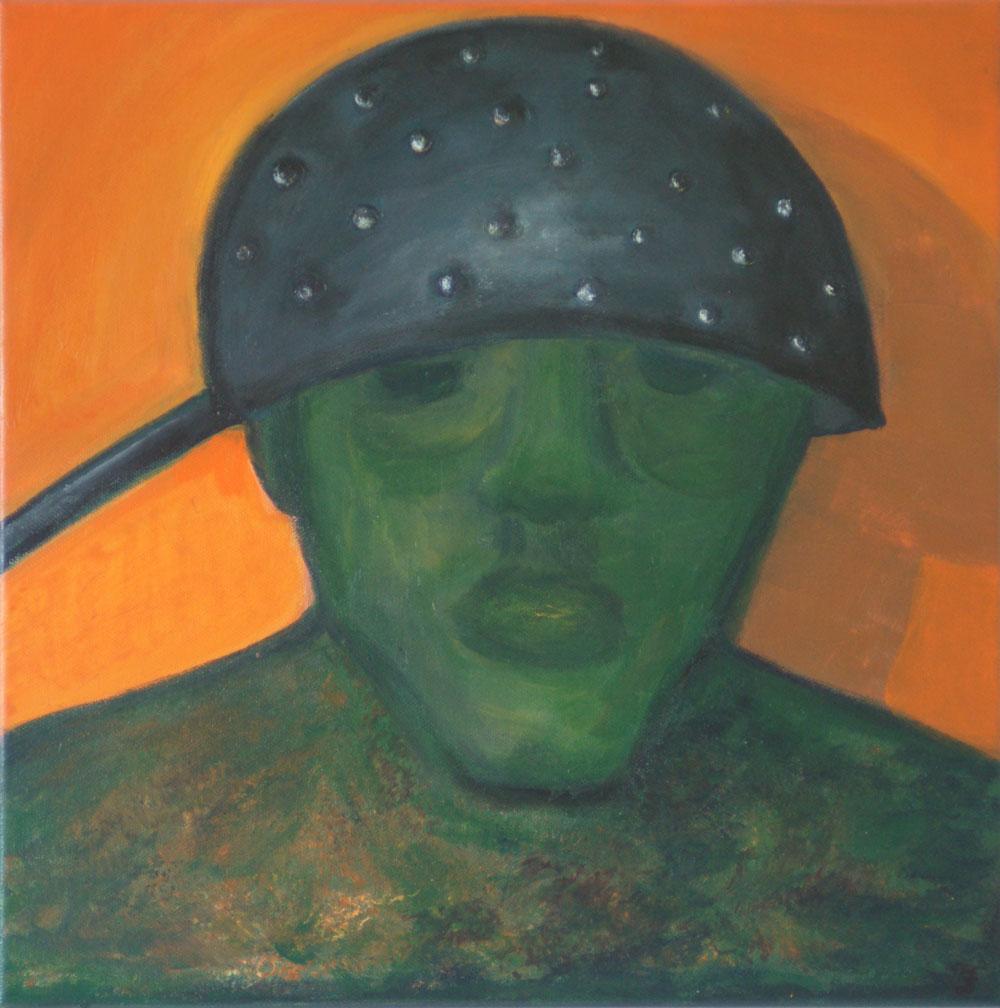 Картина Татьяны Соколовой «ДурШлак»