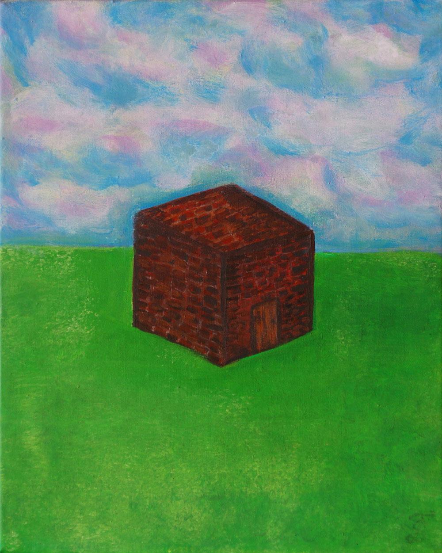 Картина Татьяны Соколовой «Комната»