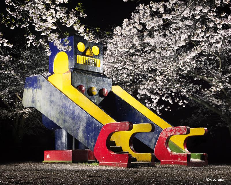Детская площадка в Японии