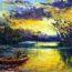 Вдохновляющие картины в стиле импрессионизм от Айкуи Хачатрян