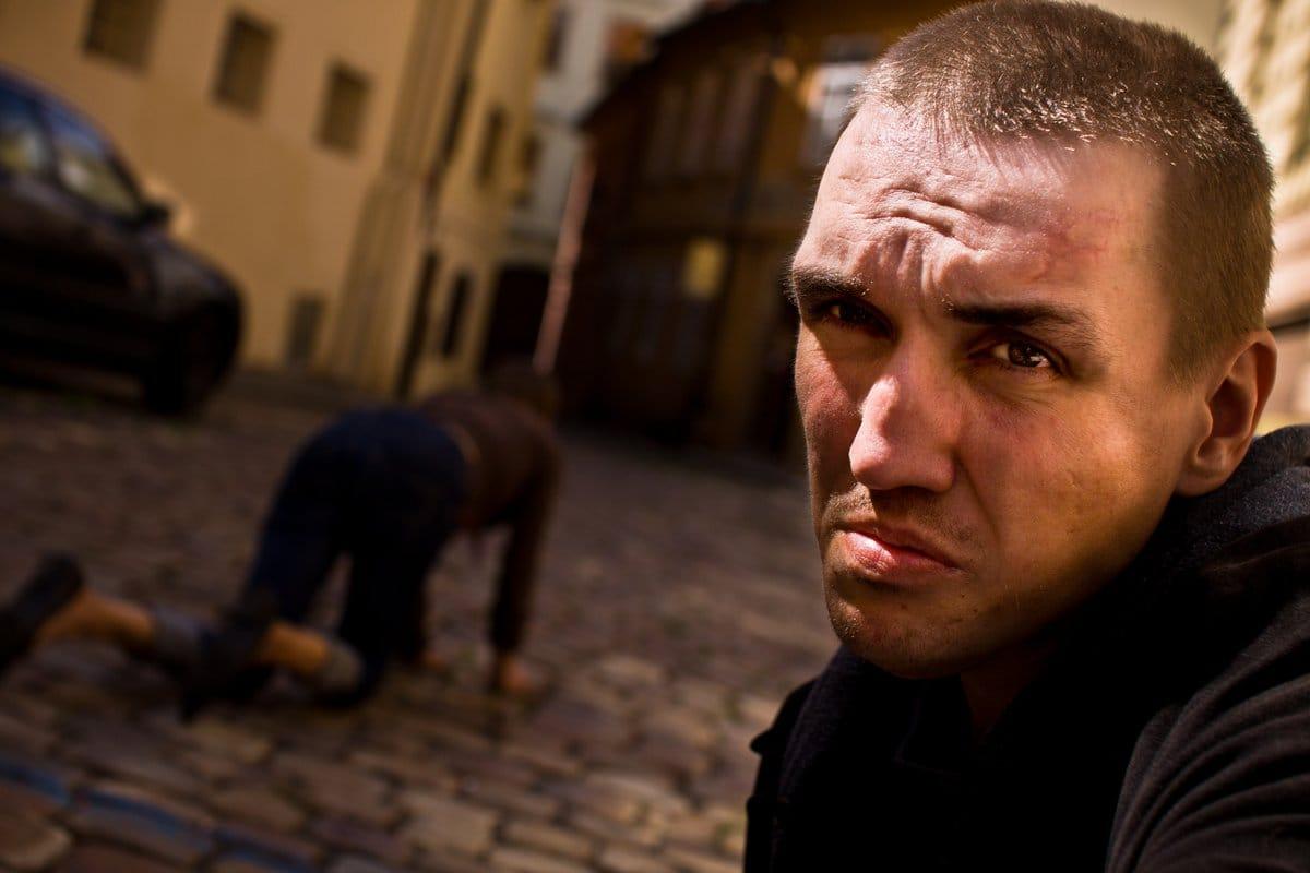 Наркоманы в Праге
