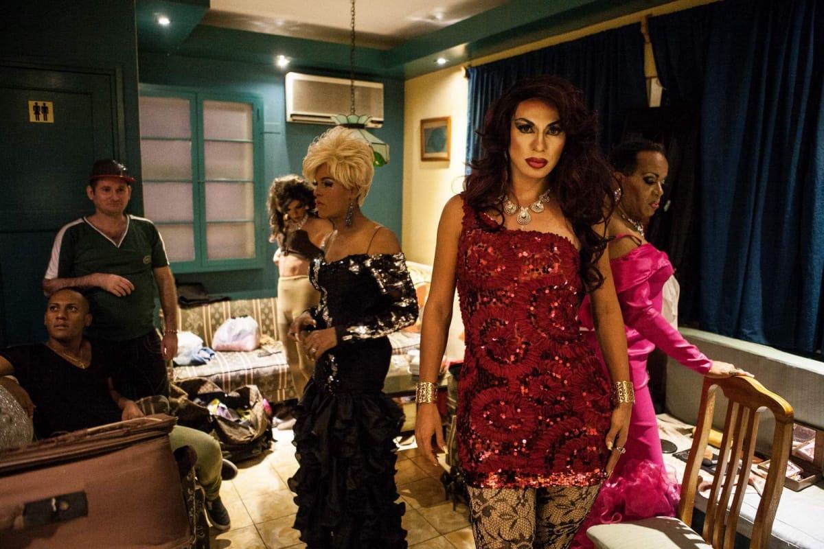 Транссексуалы на Кубе