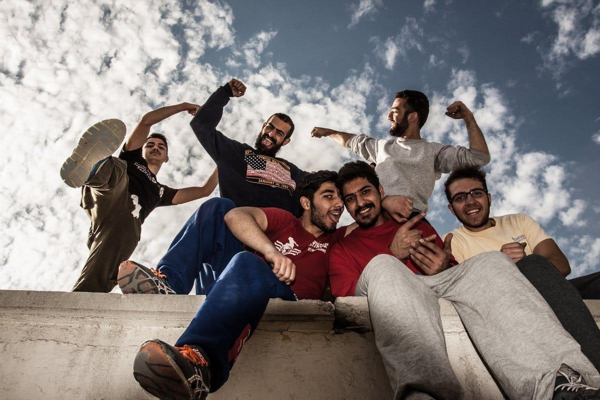 Революционная молодёжь в Иране