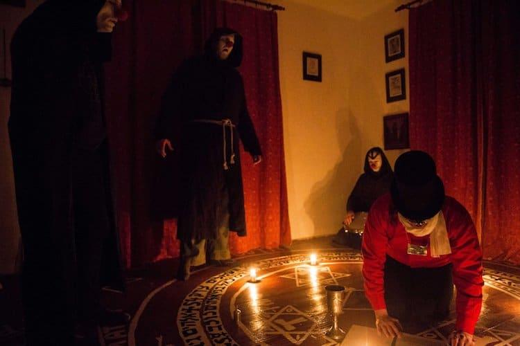 Сатанисты в Чехии