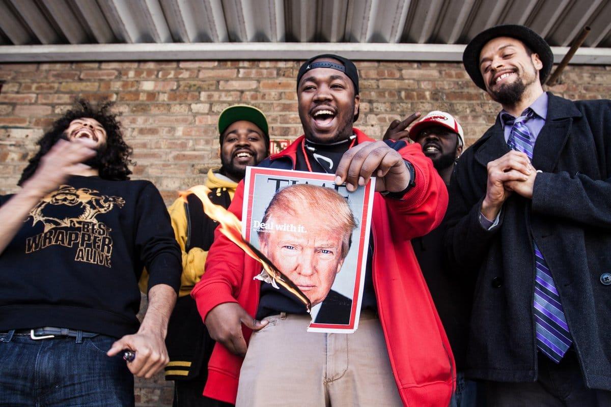 Рэп-культура в Америке