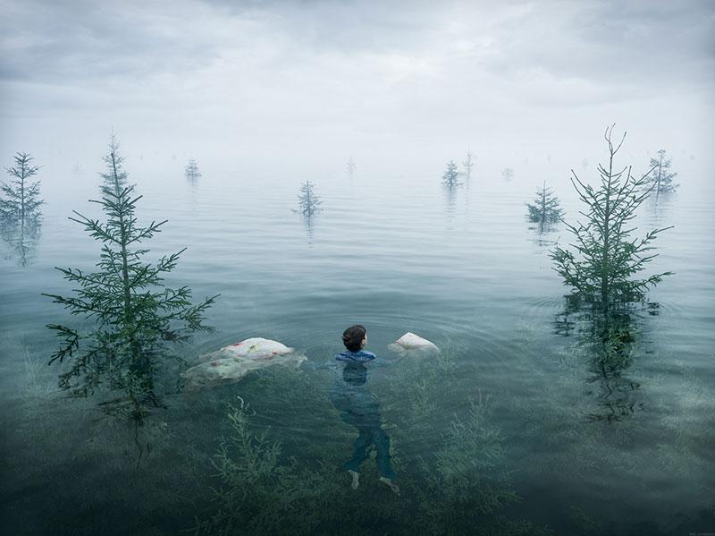 Сюрреалистические произведения от Эрика Йоханссона