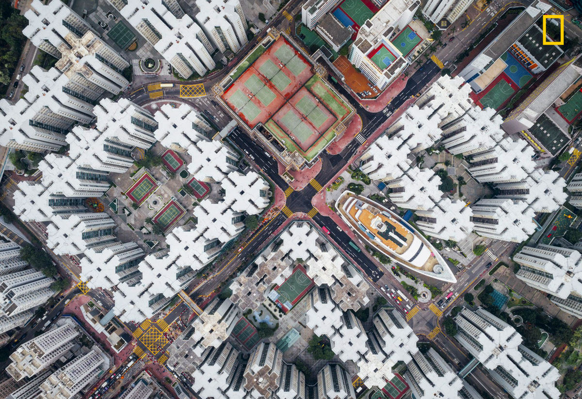 2-е место в категории«Города», автор Andy Yeung