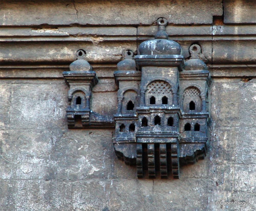 Скворечники османской архитектуры в Турции