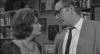 Кадр из фильма «Кто боится Вирджинии Вульф?»