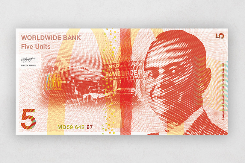 Банкнота McDonald's