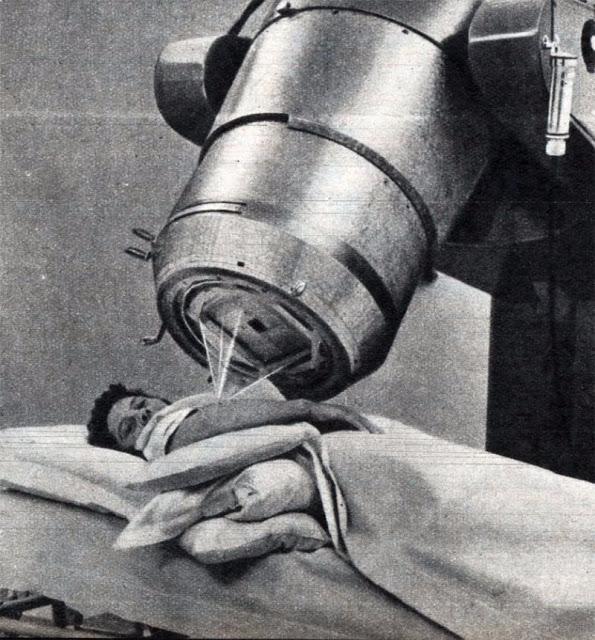 Машина для лучевой терапии