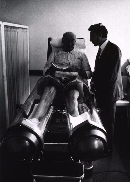 Аппарат для стимуляции кровообращения в ногах