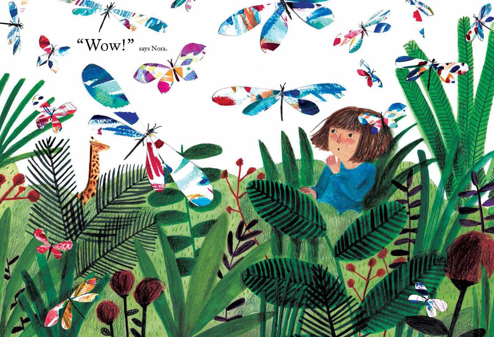 Победитель в номинации «Детские книги» в категории «Профессионал» -LizzyStewart