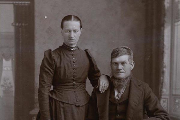 Как выглядели свадебные фотографии конца XIX века