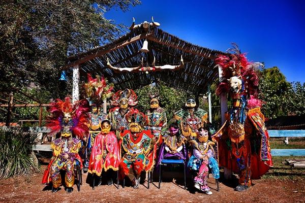 Грандиозный праздник La Diablada глазами фотографа Габи Эрбстэйн