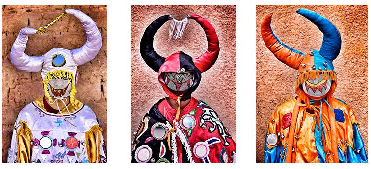 Праздник La Diablada глазами фотографа Габи Эрбстэйн