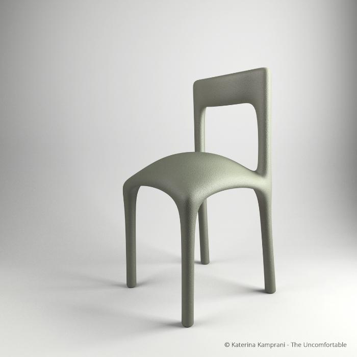 Неудобный дизайн повседневных вещей от Катерины Кампрани