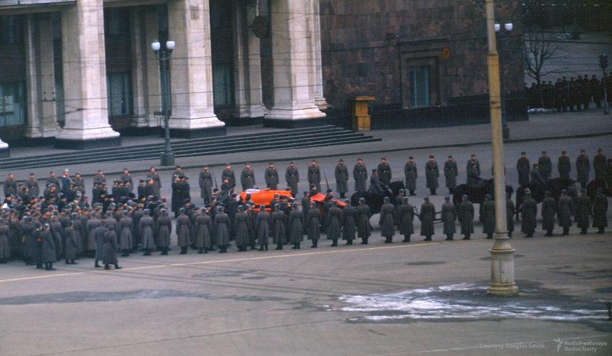 Похороны Сталина, 1953 год