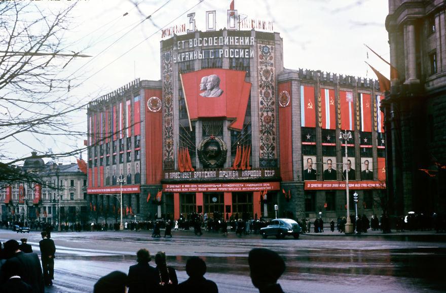 Телеграфноеагентство Советского Союза, Москва