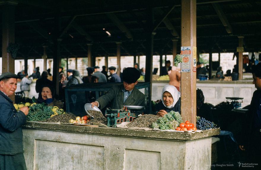Рынок в Крыму