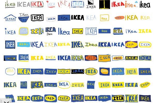 Вы бы смогли нарисовать популярный логотип по памяти?