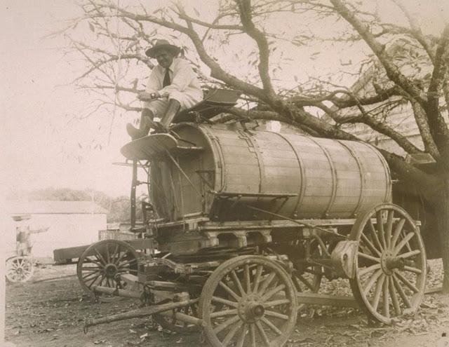 Джек Лондон на ранчо