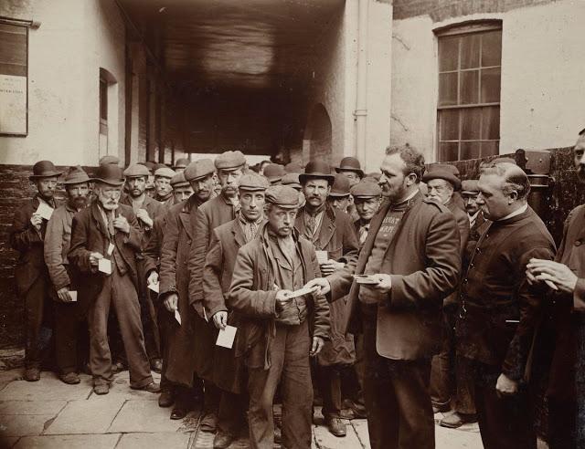 Лондон, 1902 год