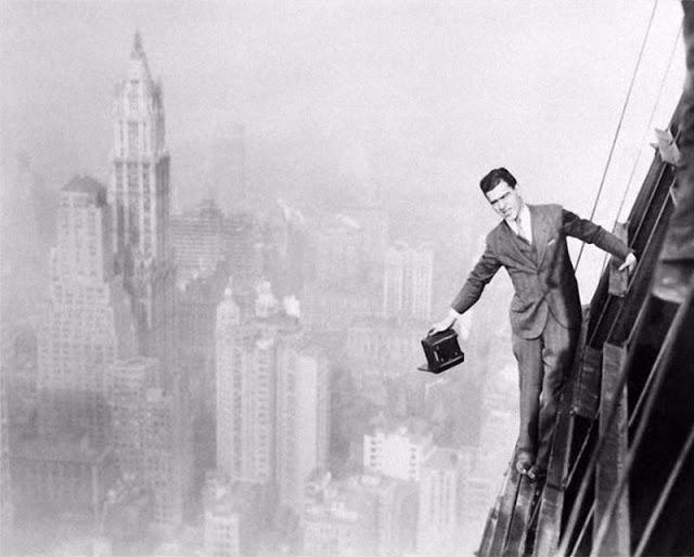 Американский фотограф Чарльз Клайд Эббетс, 1920-1930 года
