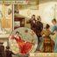 Будущее XXI века в иллюстрациях, созданных художниками начала XX века