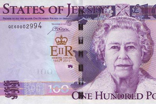 Возрастные изменения Елизаветы II на банкнотах различных государств