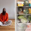 Содержимое холодильников и портреты их владельцев в проекте Сандры Юнкер