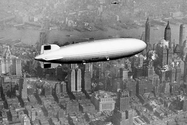 Дирижабль «Гинденбург»: история цеппелина и снимки роскошного интерьера