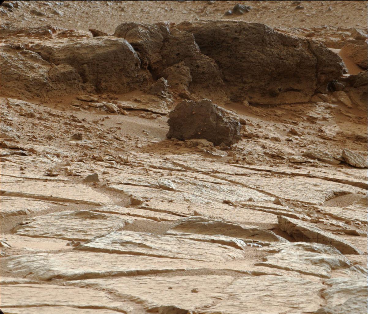 Поверхность Марса, 2013 год