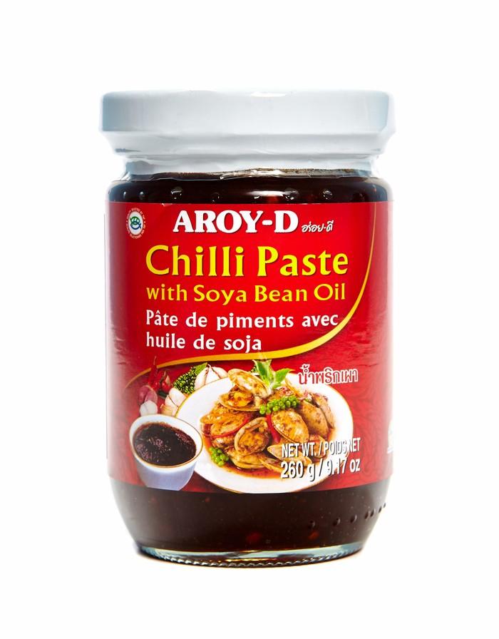 Чили паста