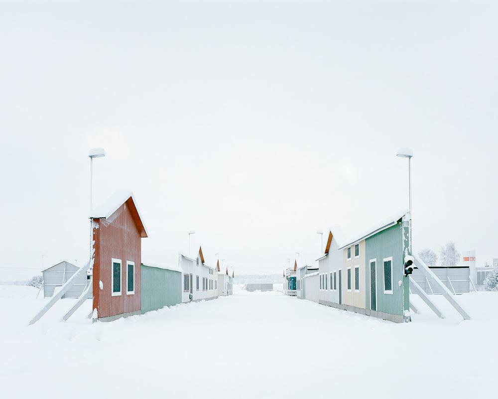 «Потёмкинские деревни»: фальшивые города в проекте Грегора Сайлера