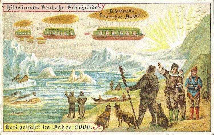 Экскурсии на Северный полюс