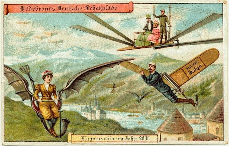 Персональные летательные аппараты