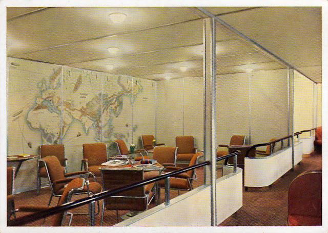 Внутри «Гинденбурга»: роскошное воздушное путешествие на цеппелине