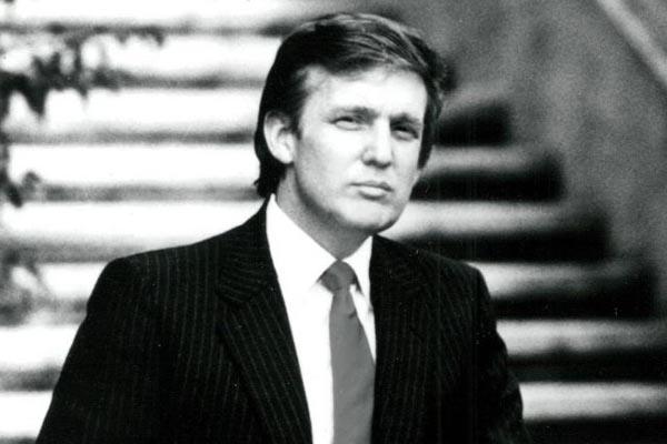Жизнь до президентства: фотографии Дональда Трампа в 80-х и 90-х годах