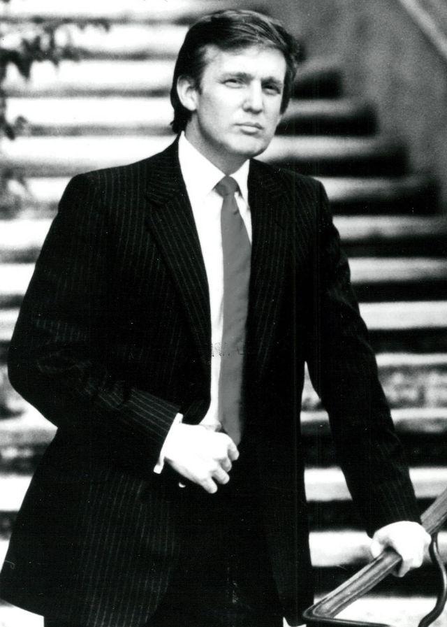 Трамп в Нью-Джерси, 1989 год