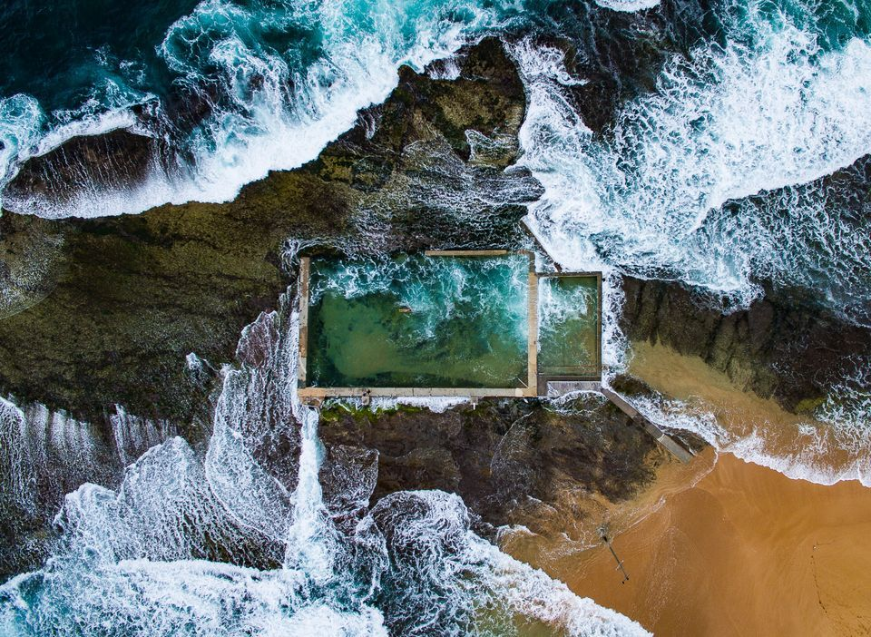 1-е место в категории«Аэрофотография»: фотографTodd Kennedy