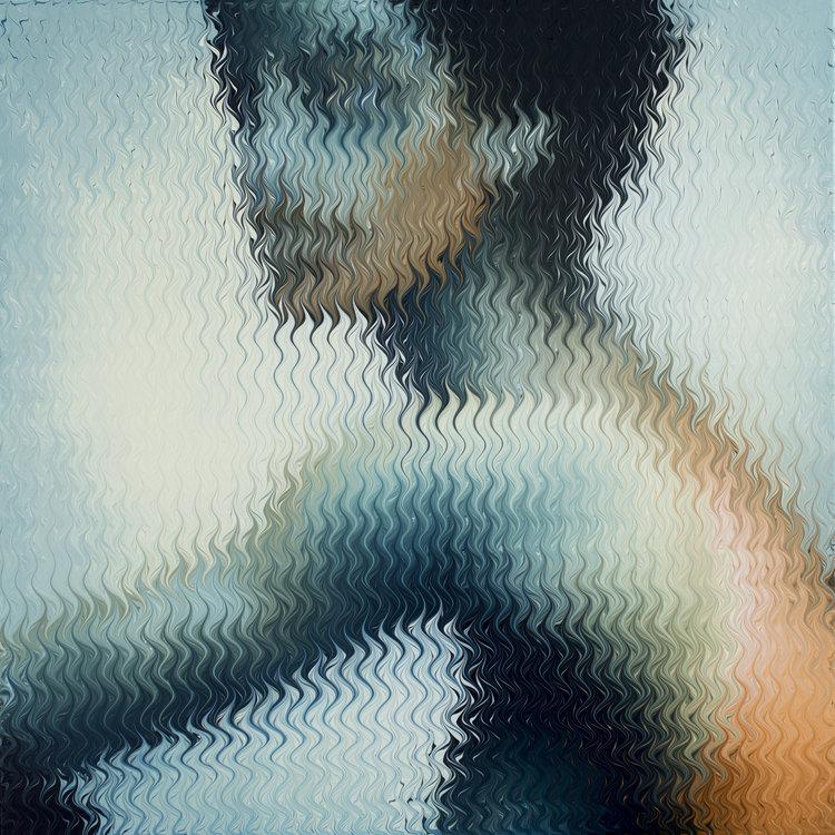 Абстрактные портреты от Микаэля Такача