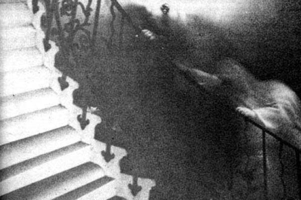 Винтаж: самые загадочные фотографии призраков