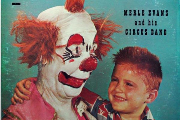 Винтажные обложки для детских пластинок, наводящие ужас
