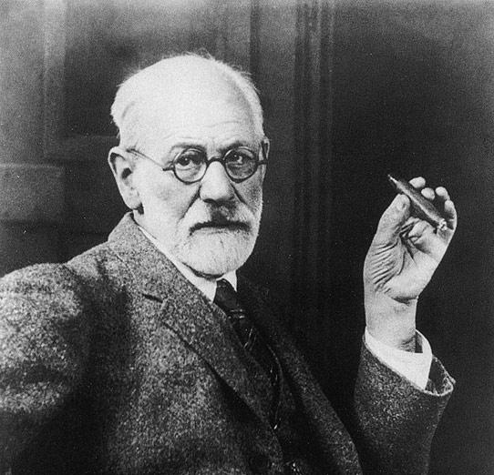 Зигмунд Фрейд, 1926 год